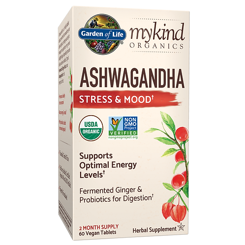 Ashwagandha Stress & Mood