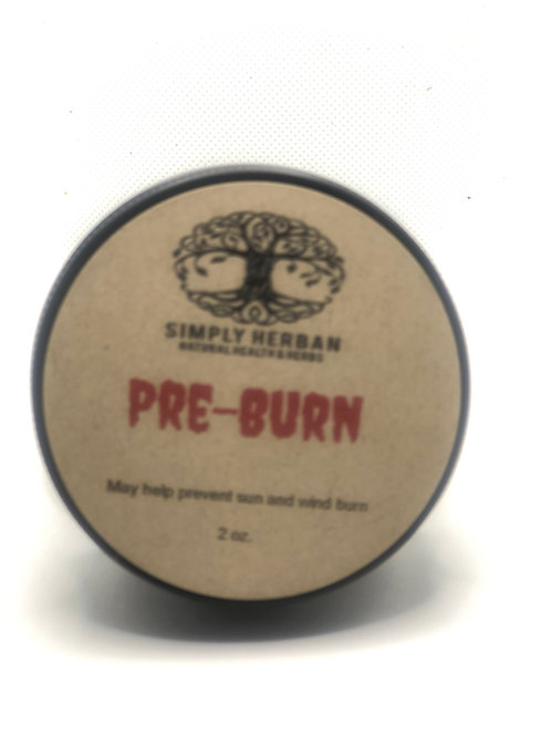 Pre Burn