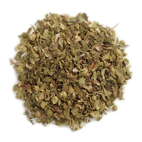 Oregano Leaf, Organic, Cut & Sifted