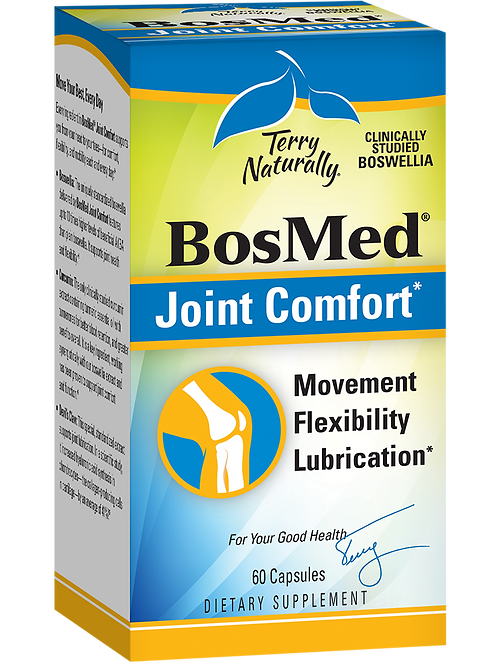 Bosmed Joint Comfort, Terry Naturally