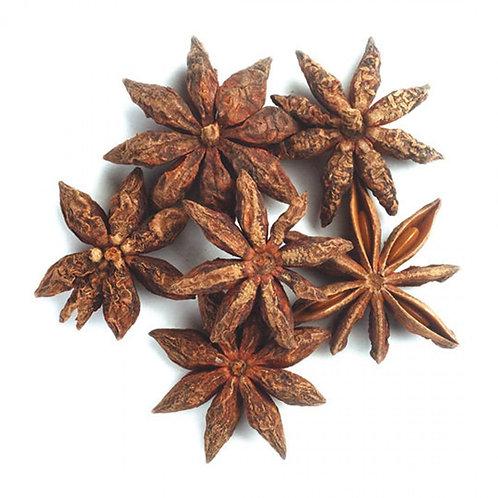 Star Anise, Whole, Organic