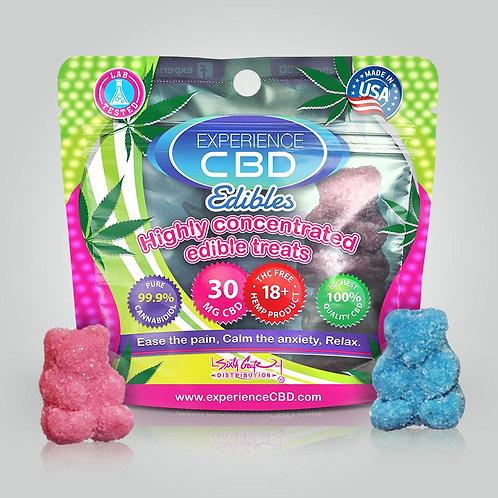 CBD Mini Gummy Bears