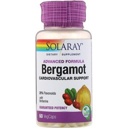 Bergamot Cardiovascular Support