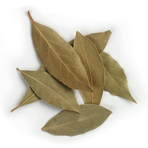 Hand-Select Bay Leaf, Whole, Organic