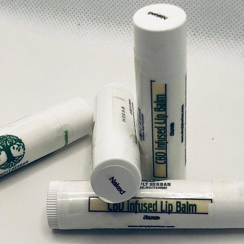 CBD infused Lip Balm