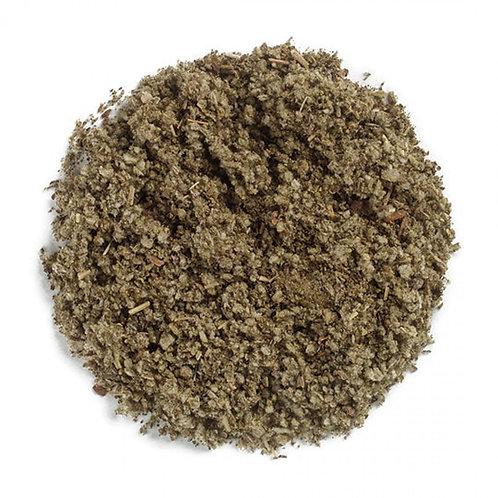 Sage Leaf, Rubbed, Organic