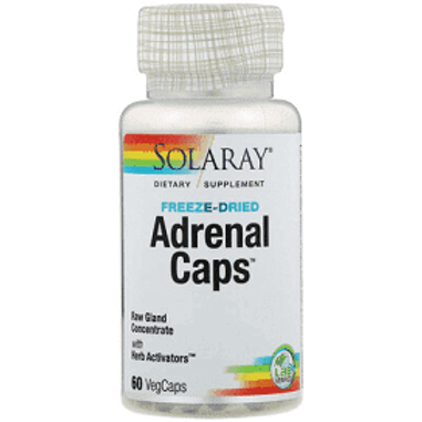 Adrenal Caps, Solaray