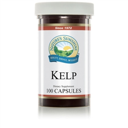 Kelp, Nature's Sunshine