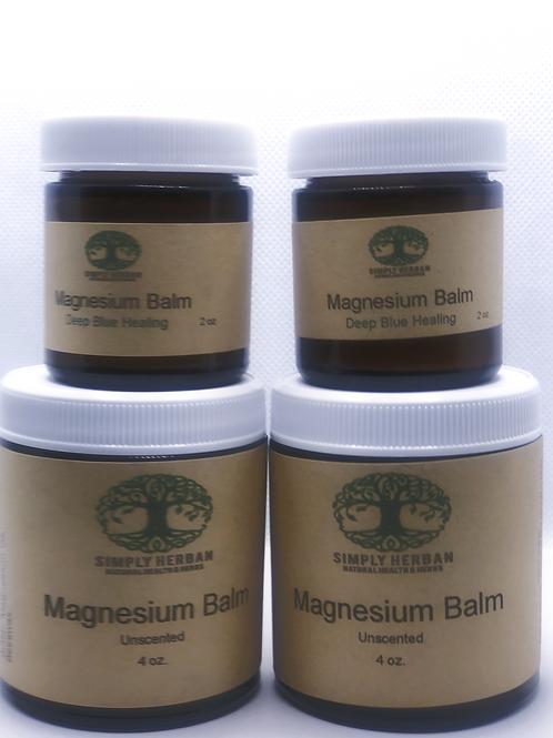 Magnesium Balm