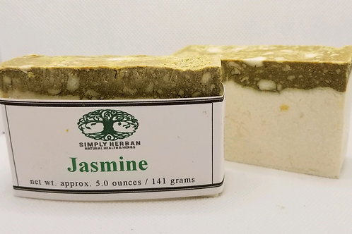 Jasmine handcrafted soap