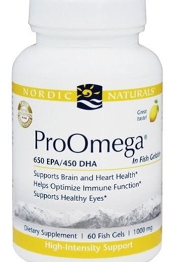 ProOmega 650 EPA/ 450 DHA in Fish Gelatin