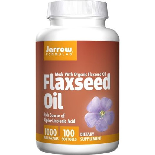 Flaxseed Oil - 100 count
