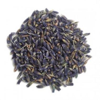 Lavender Flowers, Whole, Organic