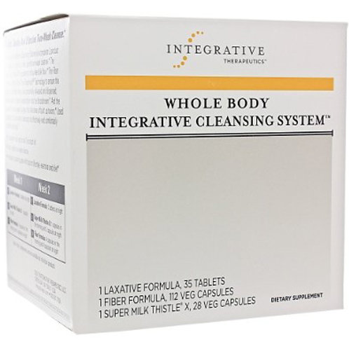 Whole Body Integrative Cleansing System