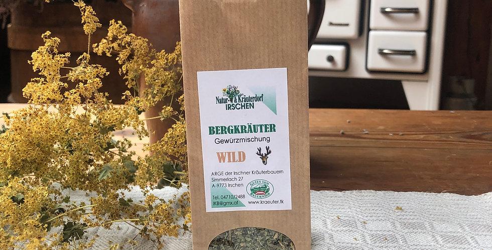 """Bergkräuter """"Wild"""""""