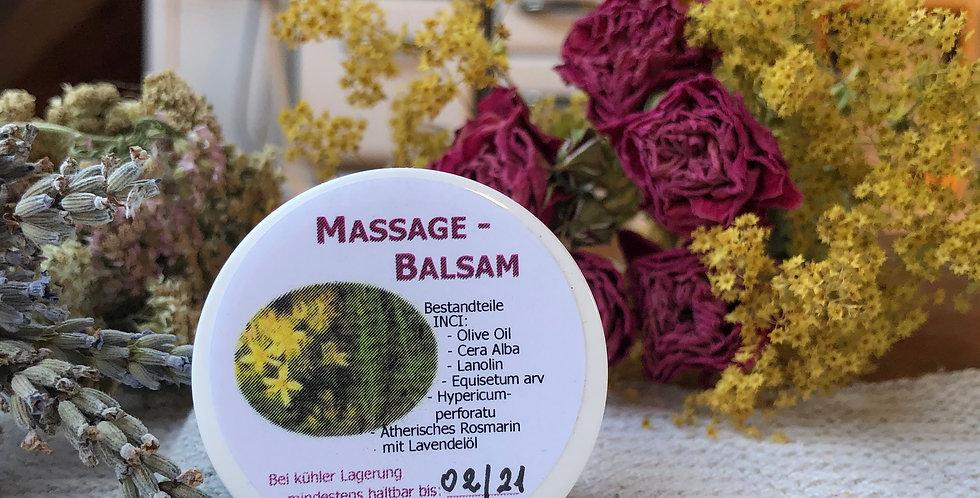 Massage-Balsam