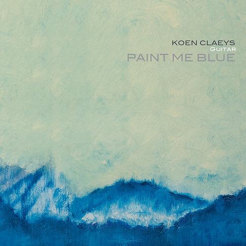 Paint me Blue