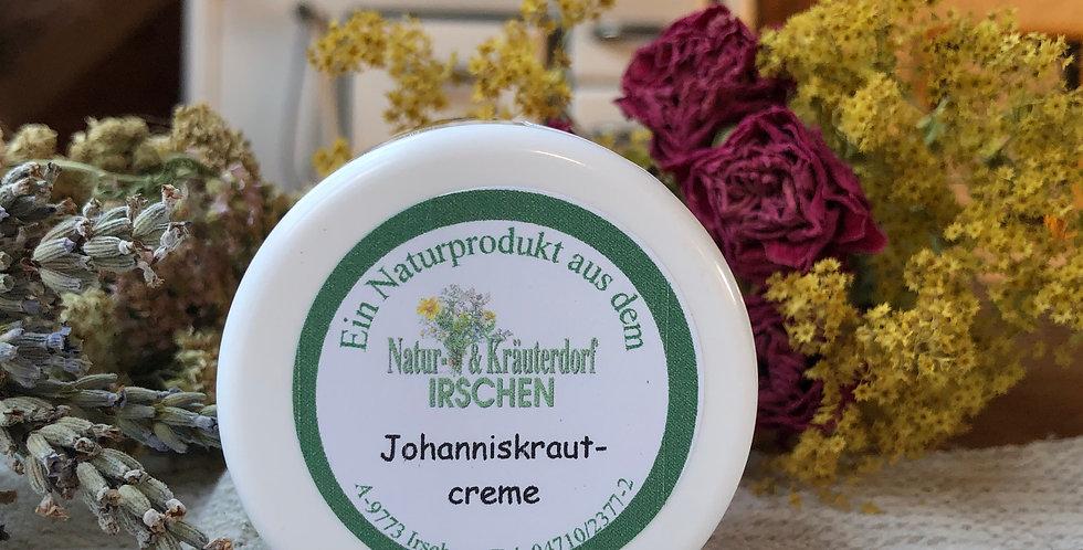 Johanniskraut-Creme
