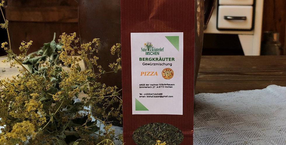 "Bergkräuter ""Pizza"""