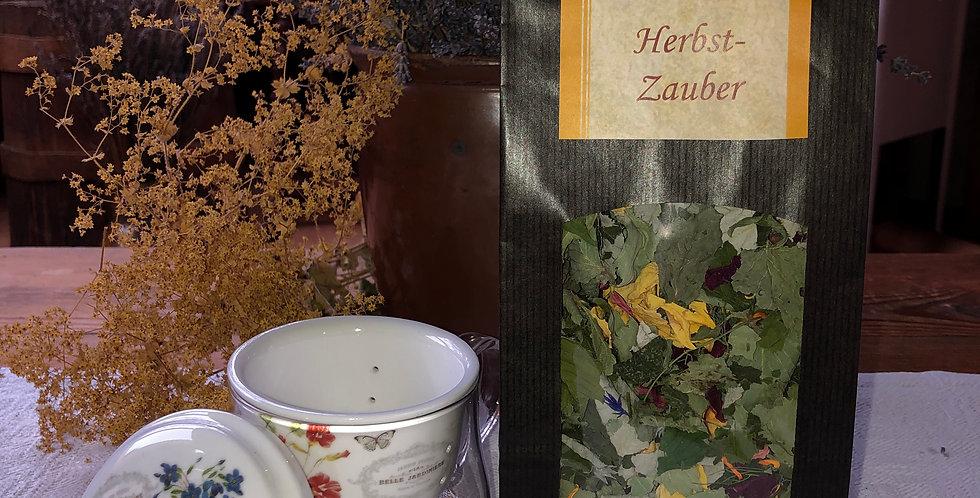 Herbstzauber Kräutertee