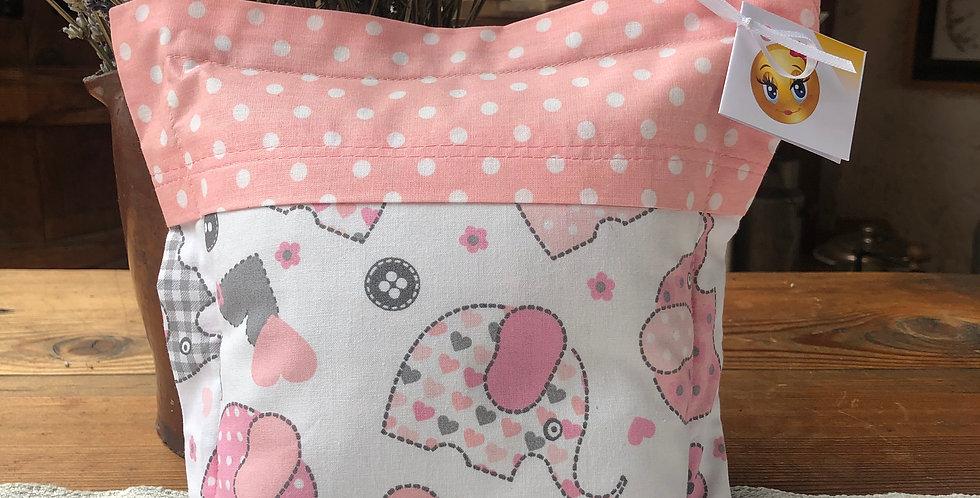 Kinderkissen rosa