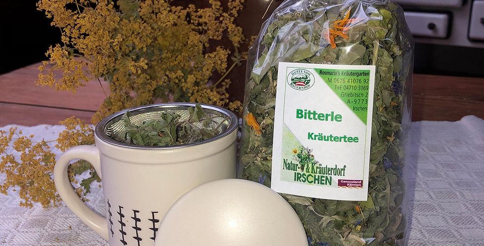 Bitterle Kräutertee