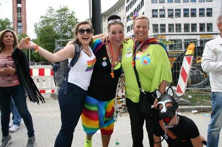 Happy Rainbow Family