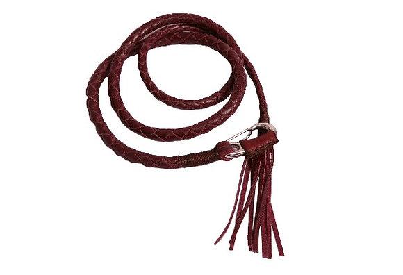 Lasso Indiana Violett Halskette