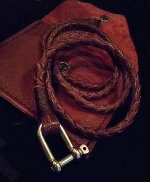Lasso Indiana Red Armband