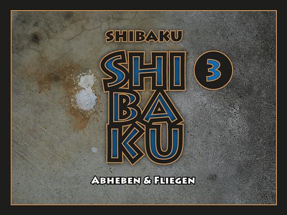 Shibaku Abheben und Fliegen