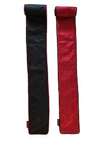 Shibaku-Weppy- Augenbinde-rot-schwarz