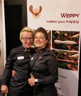 Weppy und die happy Pav & Evi