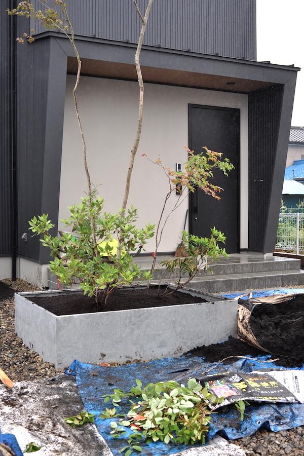 植栽工事・いろいろな角度から見てみる