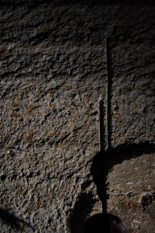 大谷石採掘跡