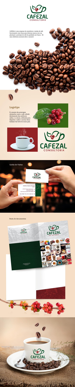 Logotipo Cafezal