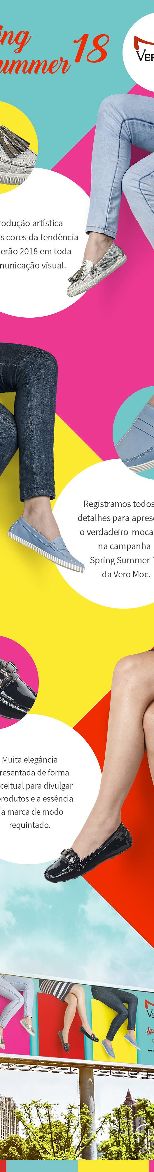 Spring Summer 18 | Vero Moc