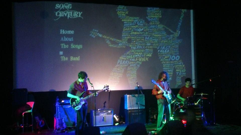 Live at the Kino. Fab Photos