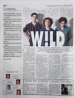 W!LD Evening Echo Article