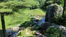 Taconic Ramble State Park Japanese Garden