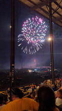4th of July Fireworks at the Vermont State Fairgrounds