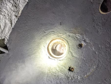 Open Sewer Dangers