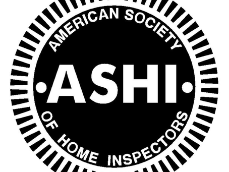 The American Society of Home Inspectors