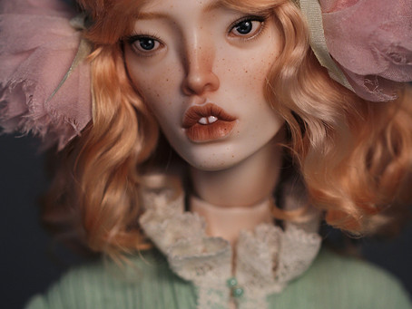 New costumed doll: Blooming Magnolia
