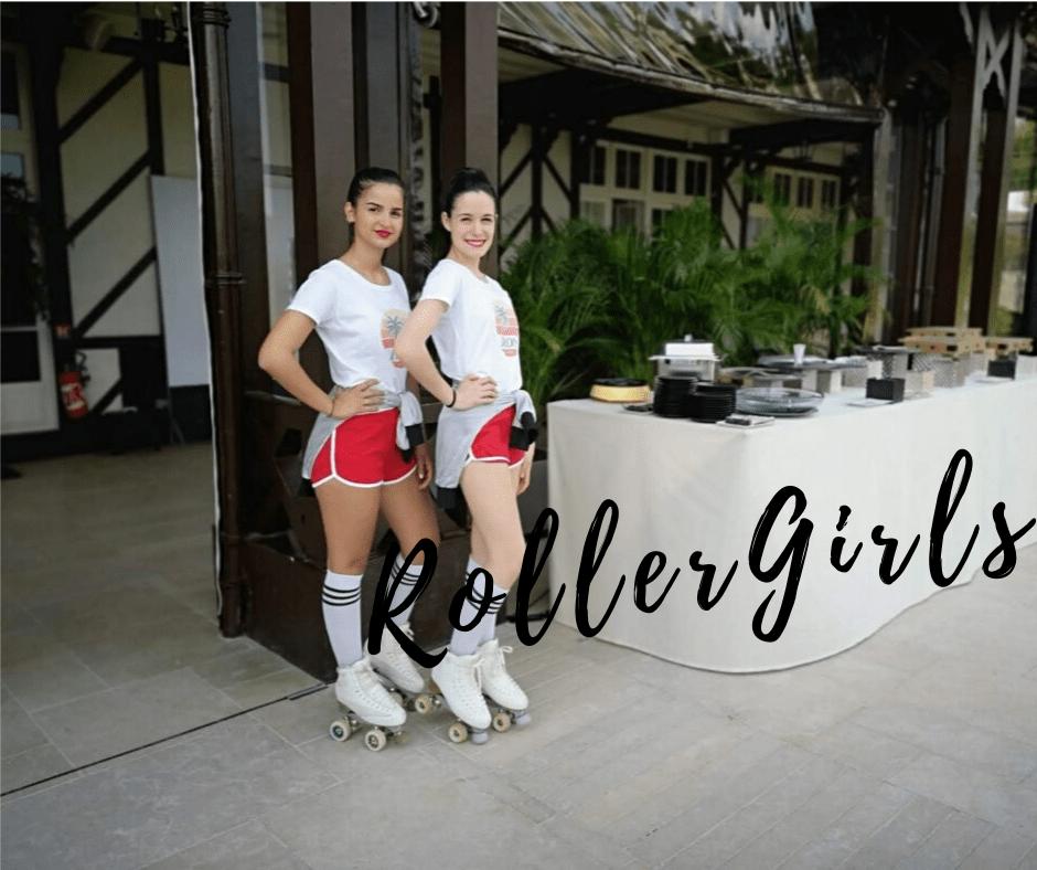 Bar Mitzvah Roller Girls Evénement USA