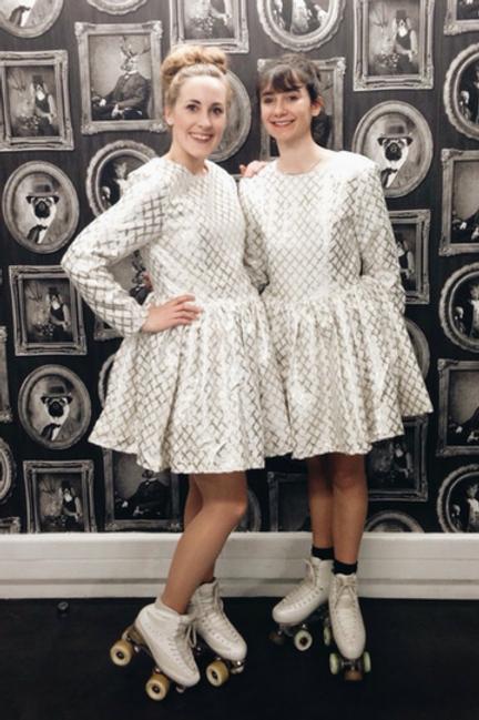 Robe Celeste - blanc