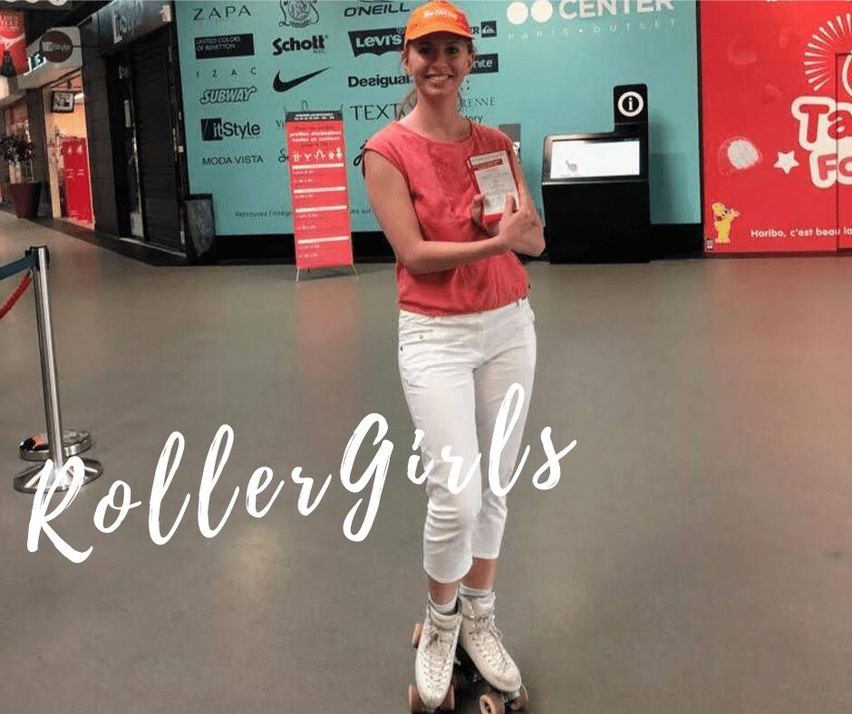 Usines Center_Centre Commercial discount_Hotesse roller Roller Girls