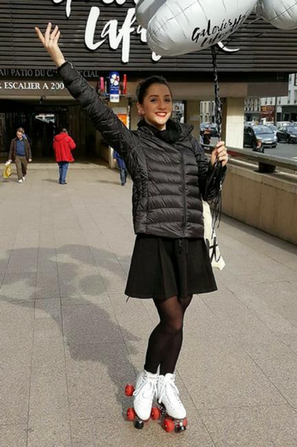 Doudoune Kim - Noir