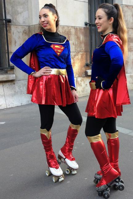 Ensemble Superwoman