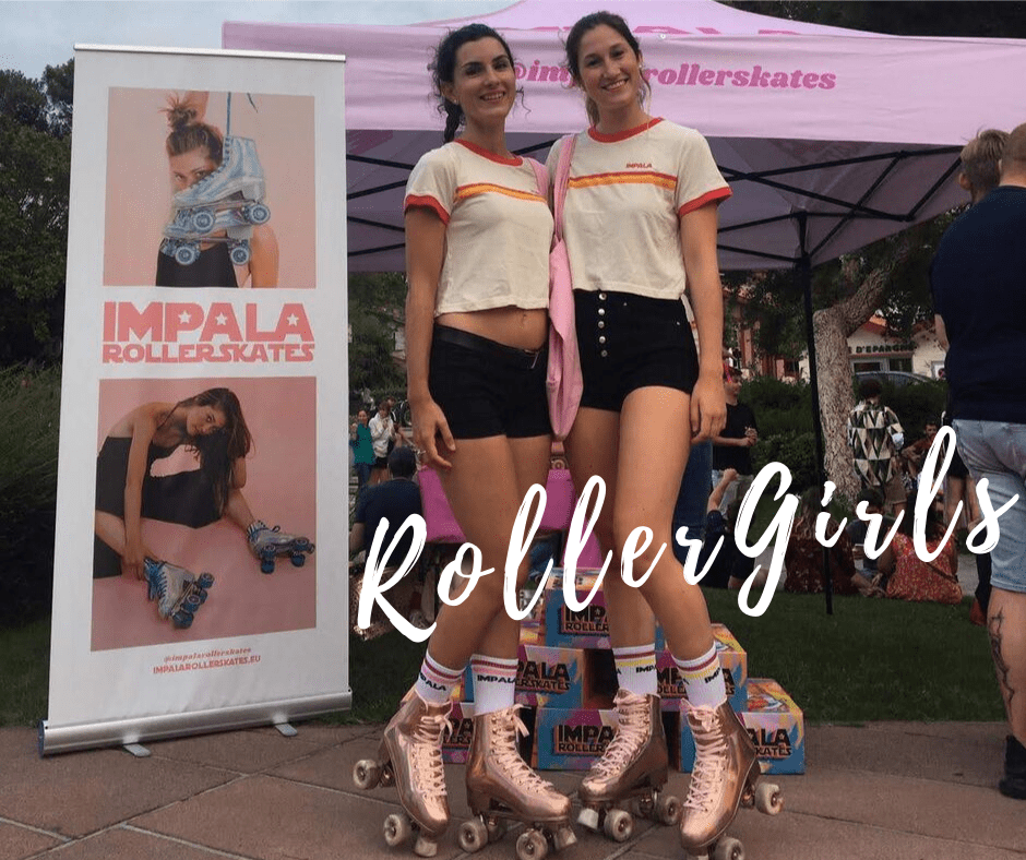 Impala Roller Skates Hossegor Salon Hotesse Roller Girls