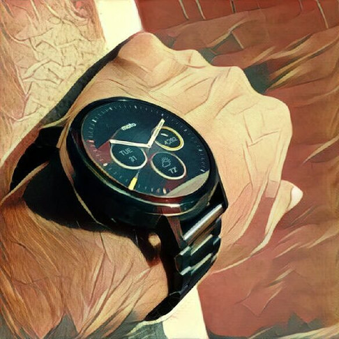The Smarter Watch